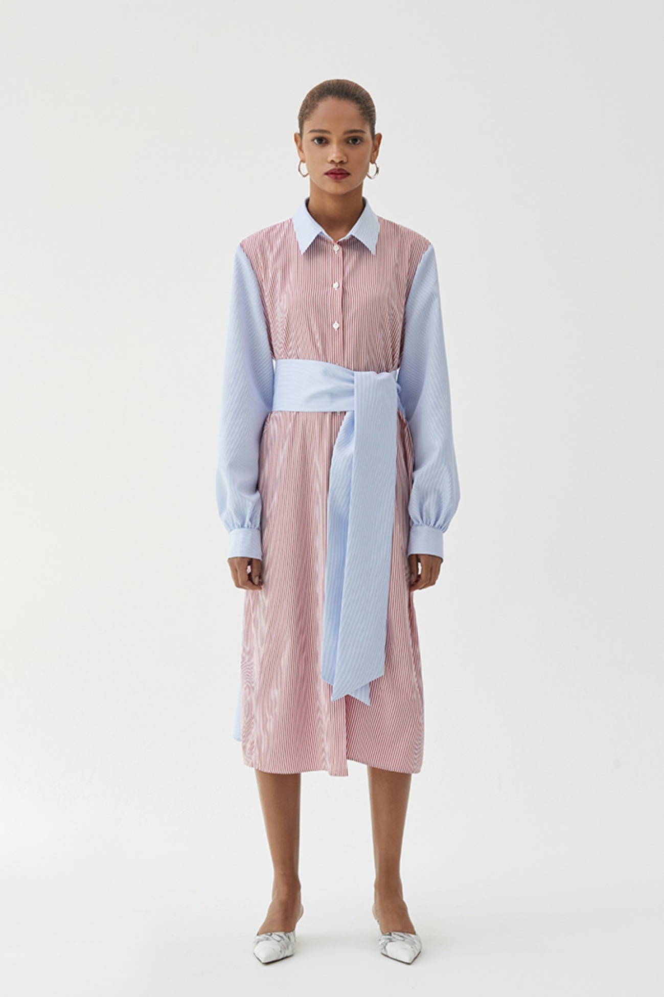 Dress Long Shirts (Multicolor)